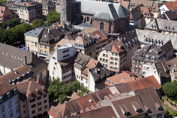 view over belfort france