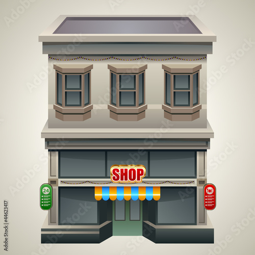 shop store or cafe