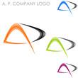 A. P. Company Logo