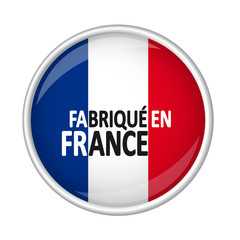Button - FABRIQUÉ EN FRANCE