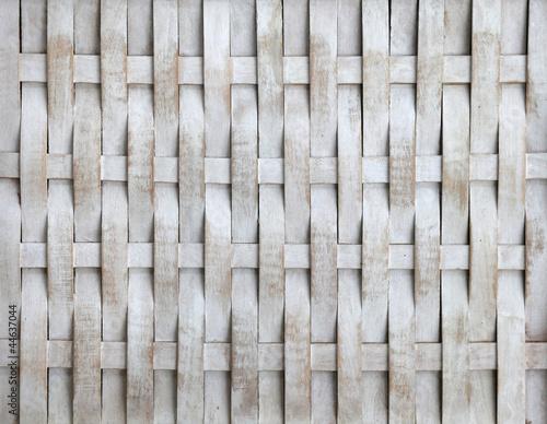 Holzgeflecht