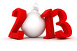 3d Happy New Year 2013 !