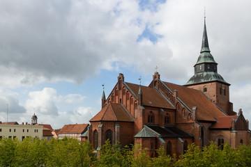 St. Marienkirche, Boizenburg, Mecklenburg