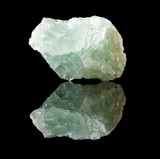 Fluorite crystal or mineral