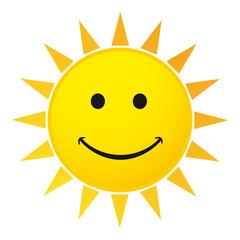 smiley sonnenschein