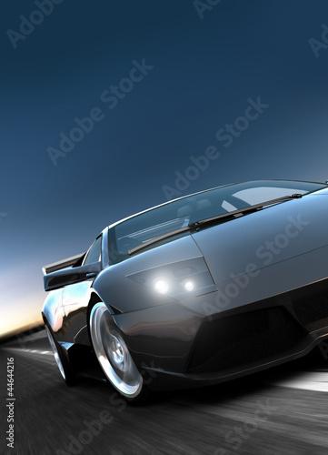 wloski-samochod-sportowy
