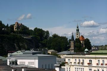 Salisburgo - La collina