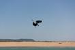 Kite-surf jump