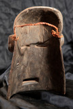 African Tribal Mask - Zande Tribe