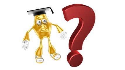 Golden scientist mr. Multic not know the answer to the question