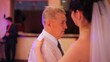 father dances slow dance with daughter on its wedding