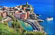 pictorial Italian coast - Vernazza, Cinque terre