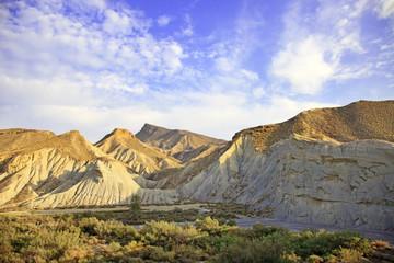 Tabernas desert mountains, andalusia, spain, cinema movie locati