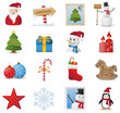 X-MAS *** detailed vector iconset (2/2)