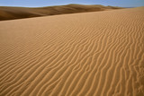 Fototapety Desert dunes sand in Maspalomas Gran Canaria