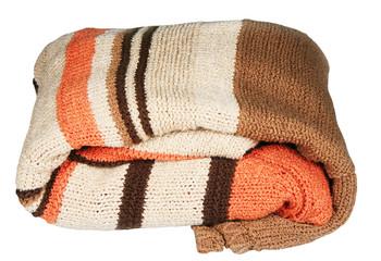 Woolen striped sweater
