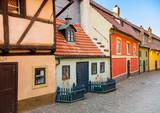 Fototapety Golden Lane in Prague
