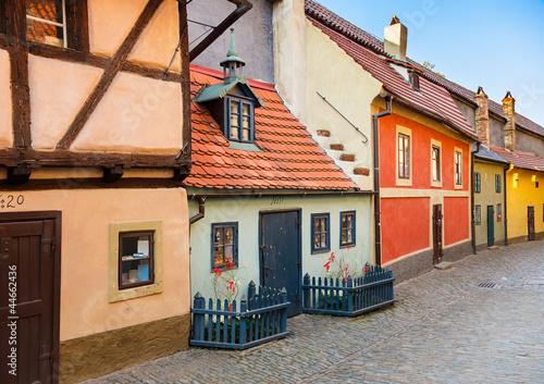 Fototapeta Golden Lane in Prague