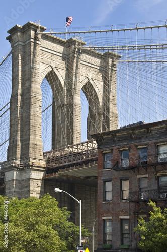 Le pont de Brooklyn Brooklyn