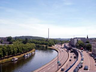 Saar in Saarbrücken