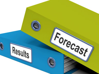 Forecast Results Files Show Progress And Goals