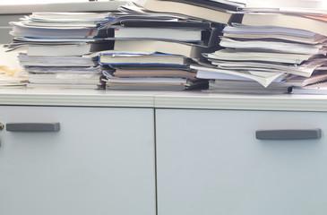 Disordine in ufficio