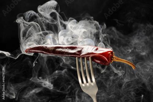 Fototapeten,rauch,scharf essen,pfeffer,würzig
