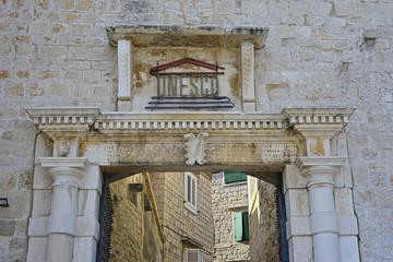 Trogir, patrimonio UNESCO