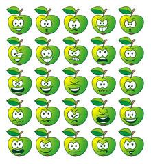 Emoticons Apple