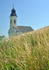 Velky Kamenec church