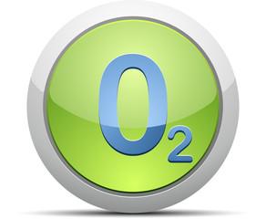 O2 oxygen button