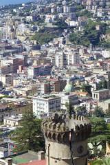 Veduta di Napoli