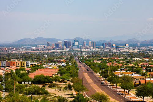 canvas print picture Phoenix Arizona