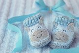 Shoes for newly born baby boy