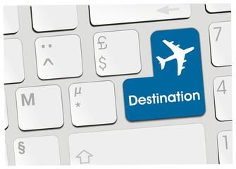 clavier destination