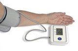 Digital blood pressure meter