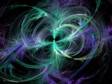 Fractal Illustration background