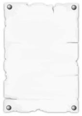 Altes Papier - Textfreiraum