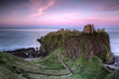 Dunnottar Castle in Scotland