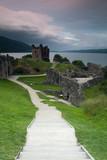 Fototapety Urquhart Castle in Scotland