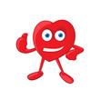 Healthy Heart Mascot