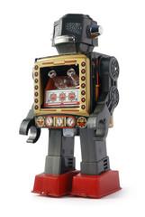 Robot Black