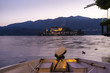 Orta late afternoon color image
