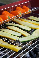 vegetarisches grillen