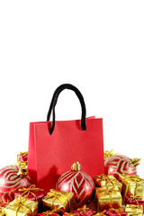 Christmas shopping time