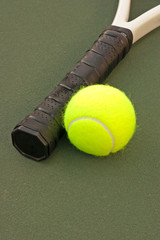 Yellow Tennis Balls - 17