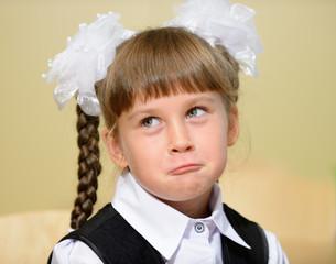 humorous photo schoolgirl