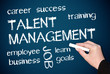 Talent Management - Business Concept