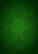 Yeşil uzun desenli fon
