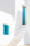 Traditional house detail from Sifnos, Greece